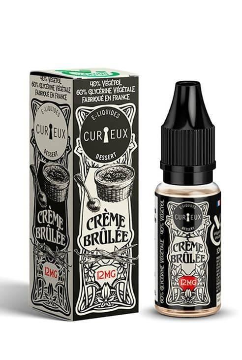 Crème Brulée - Curieux