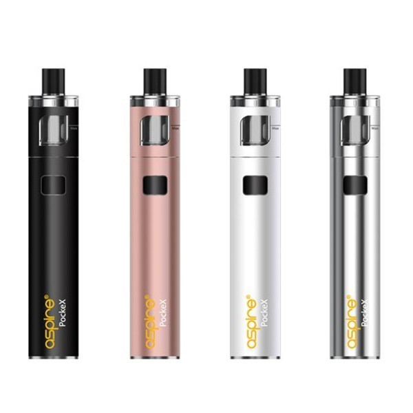 Kit PockeX Aspire - 1500 mAh