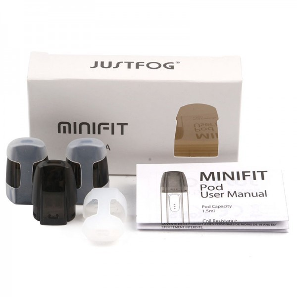 MiniFit Pod - Justfog