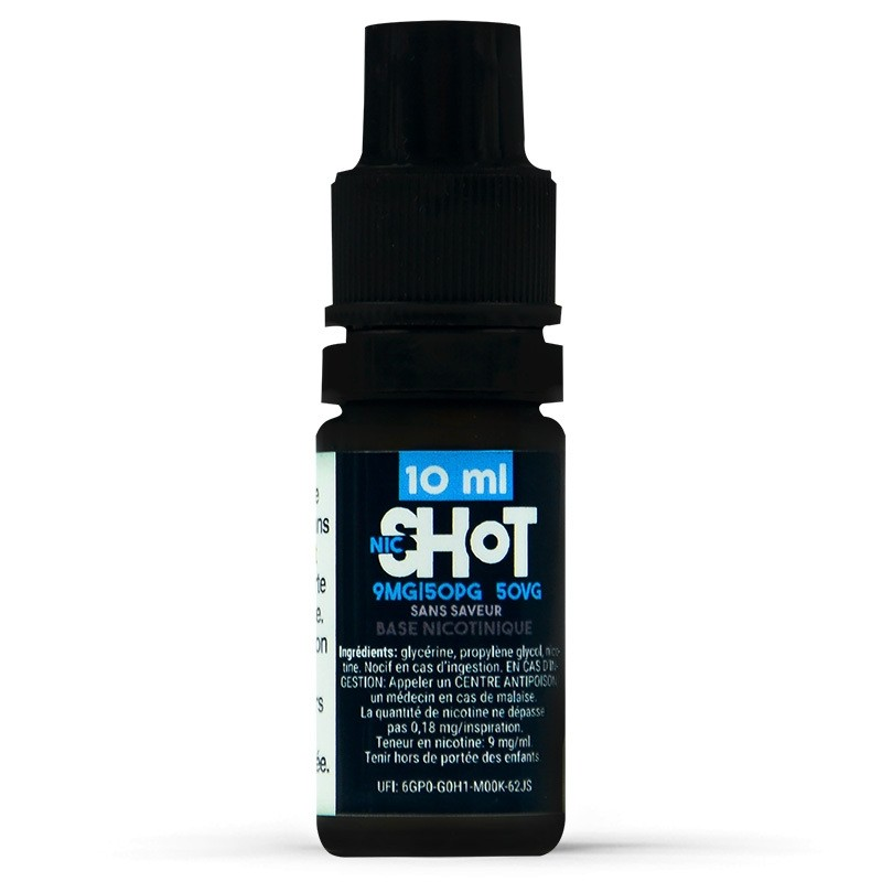 Booster de Nicotine - 9mg/ml - 10ml