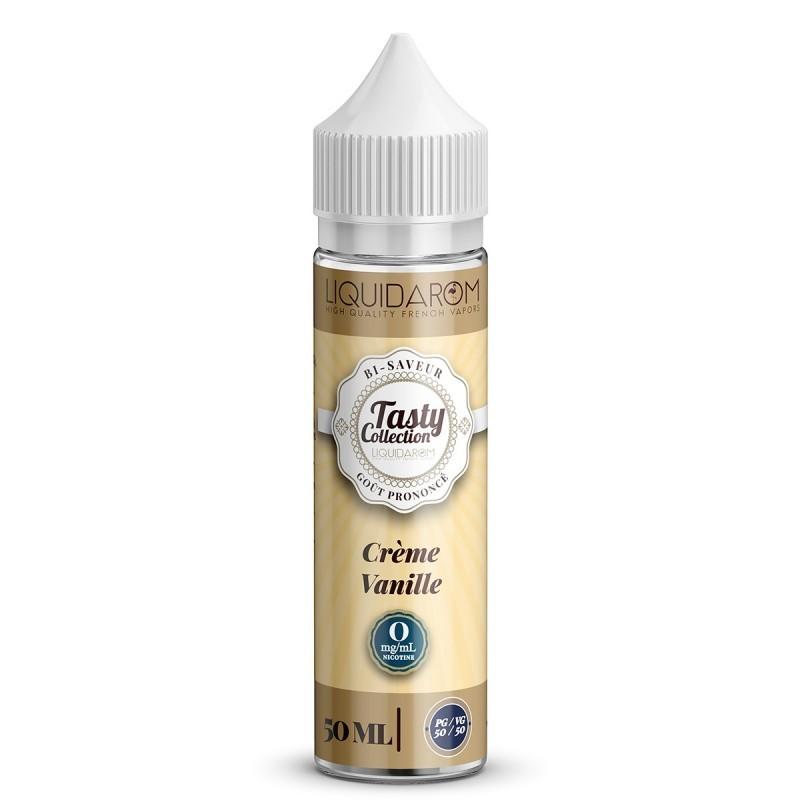 Liquid'arom Crème Vanille...