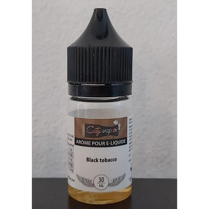 Saveur Black Tabacco 30 ml